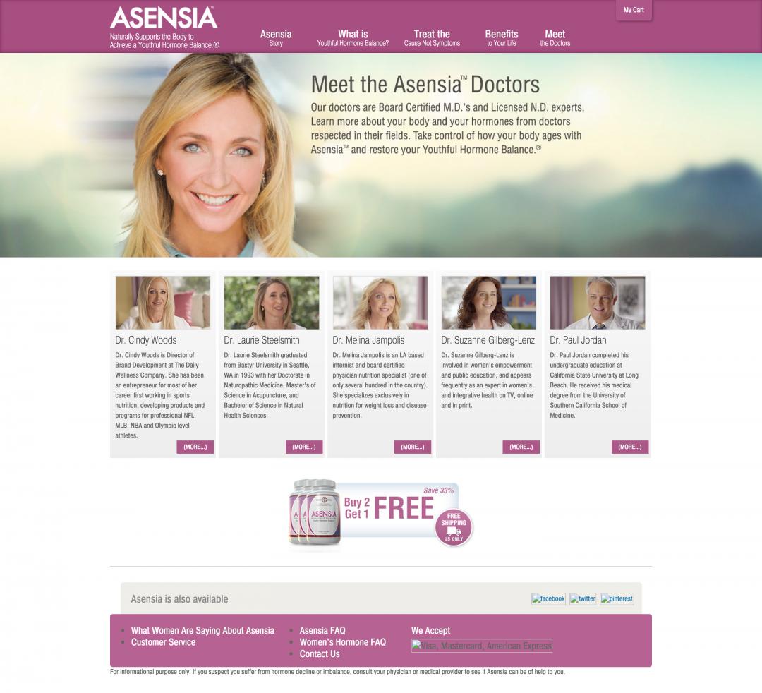 Asensia Online