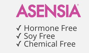 Hormone Free, Soy Free, chemical Free