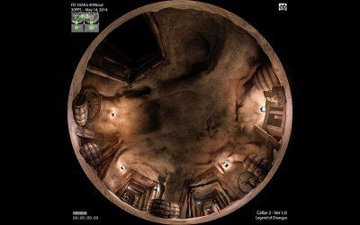 Legend of Changyu Theme Park Cellar Demolition