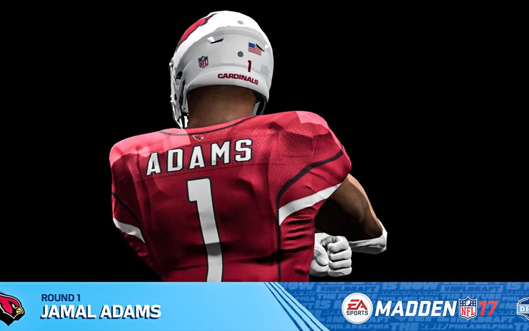 NFL Draft / MADDEN 17 Inserts